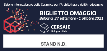 Cersaie 2015 - Free entrance ticket